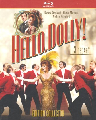 Hello, Dolly! (1969) (Édition Digibook Collector, Blu-ray + DVD)