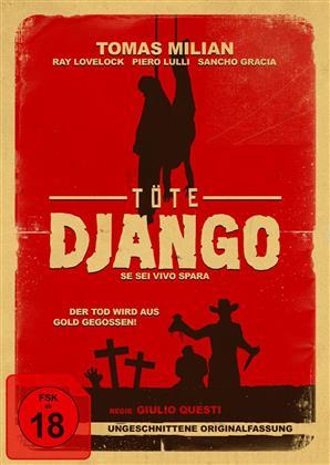 Töte Django (1967) (Limited Edition, Uncut)