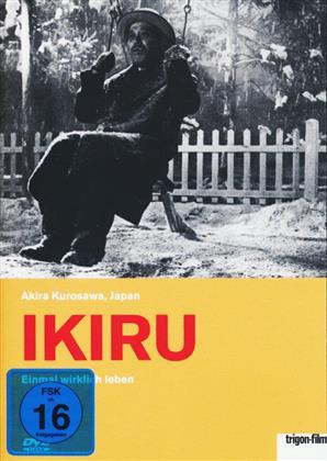 Ikiru - Einmal wirklich leben (1952) (Trigon-Film)