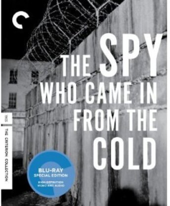 The Spy who came in from the Cold (1965) (s/w, Criterion Collection)