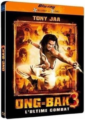 Ong Bak 3 (2010) (Blu-ray + DVD)