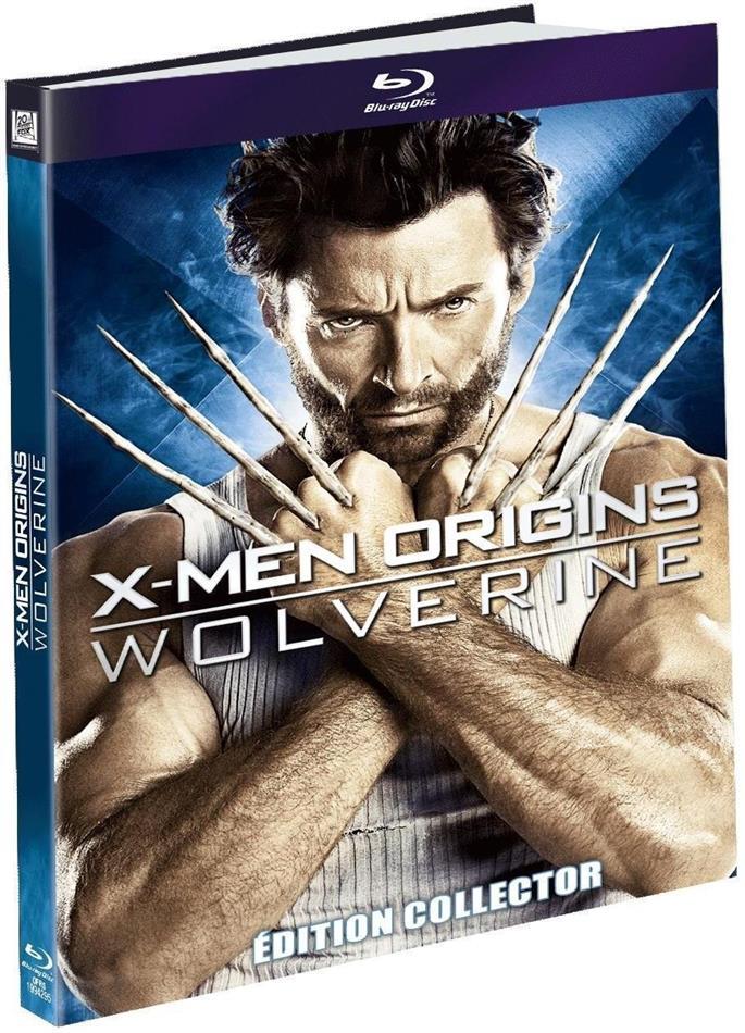 X-Men Origins: Wolverine (2009) (Édition Digibook Collector, Blu-ray + DVD)