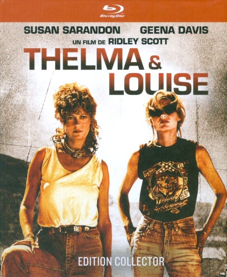 Thelma & Louise (1991) (Collector's Edition, Digibook, Blu-ray + DVD)