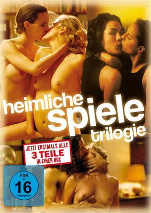 Heimliche Spiele Trilogie (3 DVDs)