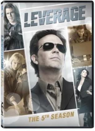 Leverage - Season 5 - The Final Season (4 DVD)