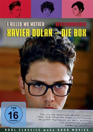 Xavier Dolan - Die Box - I Killed My Mother / Herzensbrecher (2 DVDs)