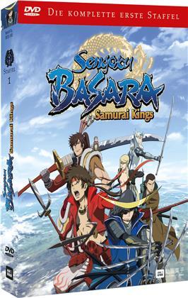 Sengoku Basara - Samurai Kings - Staffel 1 (2 DVDs)