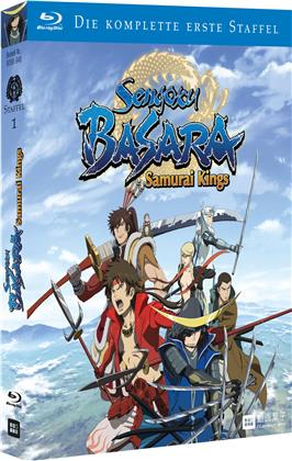 Sengoku Basara - Samurai Kings - Staffel 1