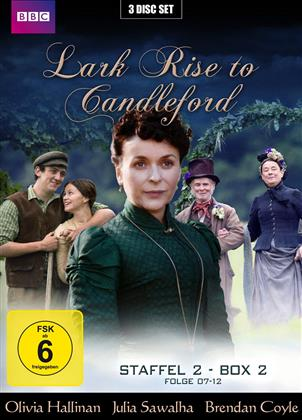 Lark Rise to Candleford - Staffel 2 - Box 2 (BBC, 3 DVDs)