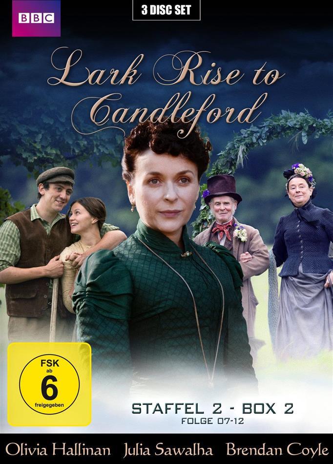 Lark Rise to Candleford - Staffel 2 - Box 2 (BBC, 3 DVD)