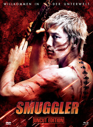 Smuggler (Limited Edition, Uncut, Blu-ray + DVD)