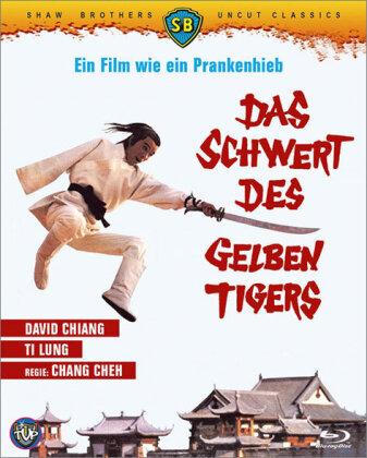 Das Schwert des gelben Tigers (1971) (Shaw Brothers Uncut Classics, Limited Edition, Uncut)
