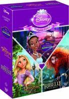 La Principessa e il Ranocchio / Rapunzel / Ribelle (3 DVD)