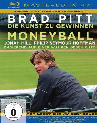 Moneyball - Die Kunst zu gewinnen (2011) (4K Mastered)