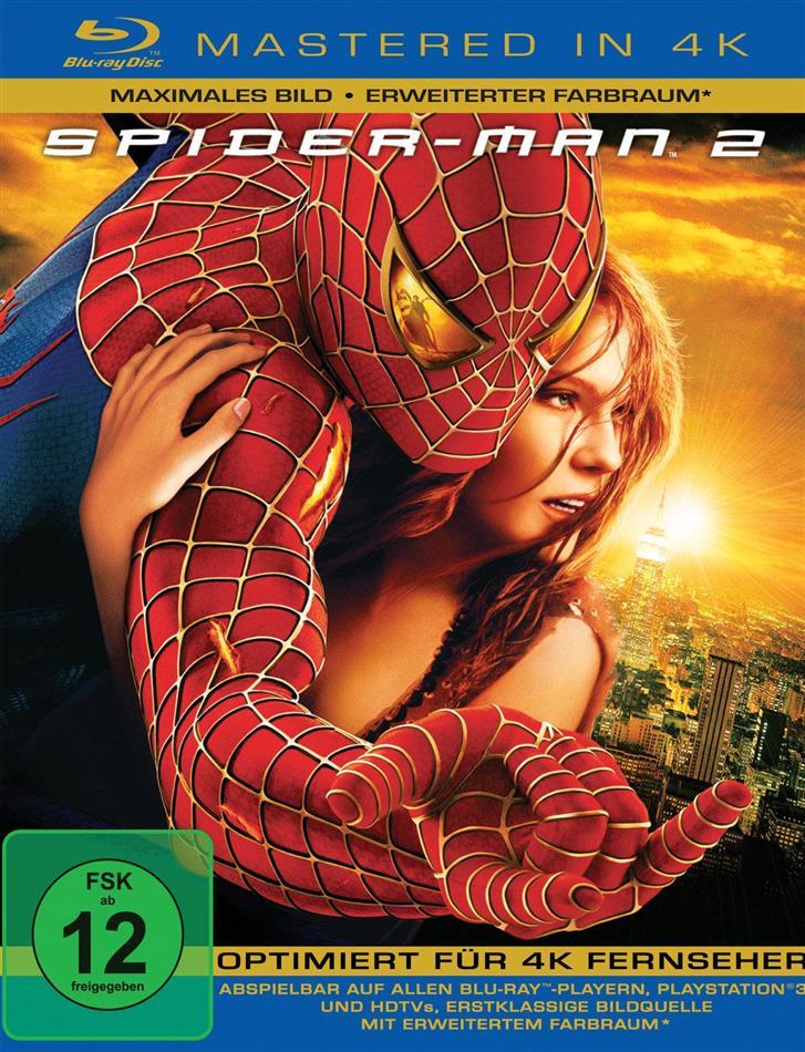 Spider-Man 2 (2004) (4K Mastered)