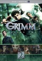 Grimm - Season 2 (5 DVDs)