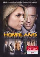Homeland - Season 2 (4 DVDs)