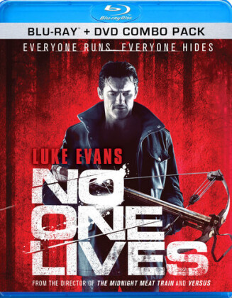 No One Lives (2012) (Blu-ray + DVD)