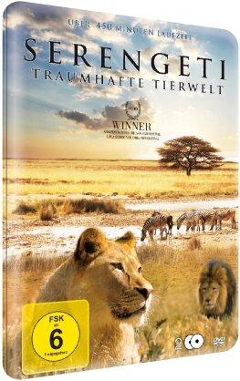 Serengeti - Traumhafte Tierwelt (2 DVDs)