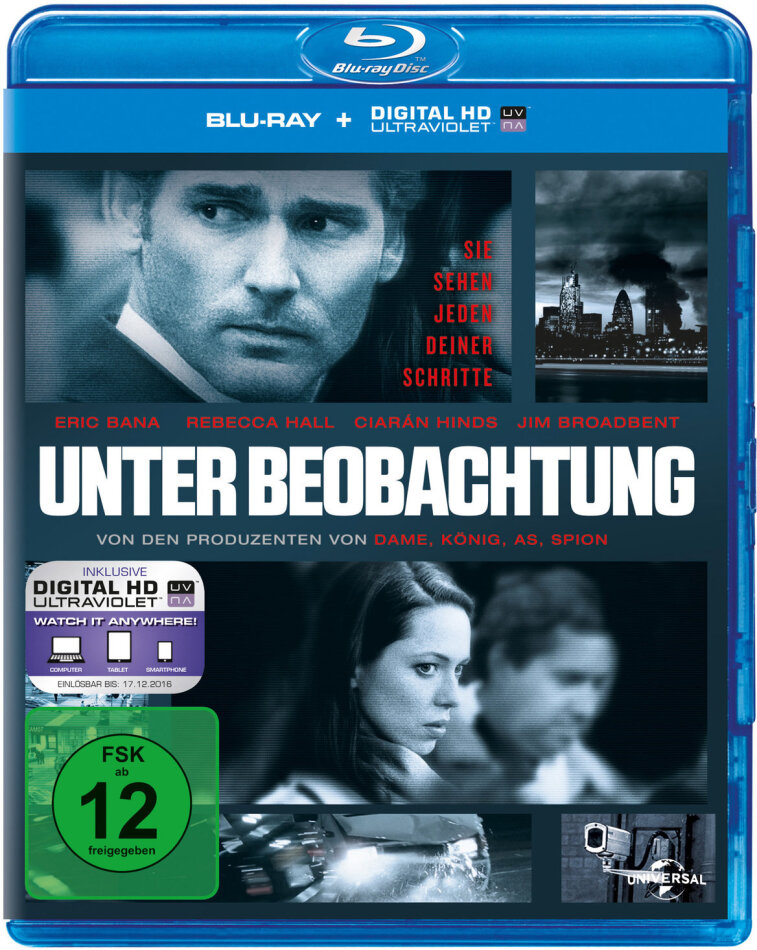 Unter Beobachtung (2013)
