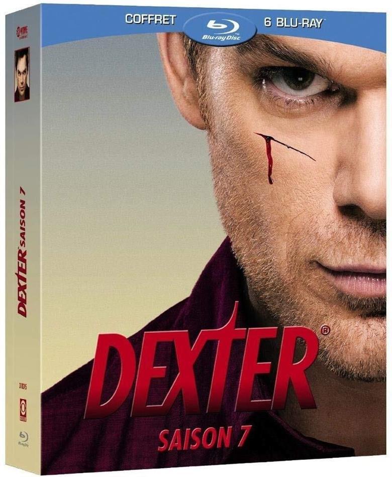 Dexter - Saison 7 (4 Blu-ray)