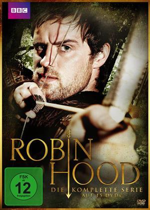 Robin Hood - Die komplette Serie (2010) (15 DVDs)