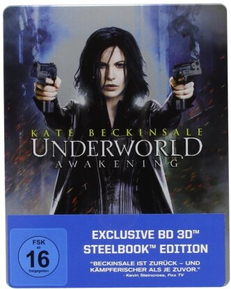 Underworld 4 - Awakening (2012) (Steelbook)