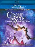 Cirque du Soleil - Le voyage imaginaire (2012) (Blu-ray + DVD)