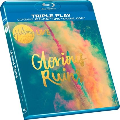 Hillsong Live - Glorious Ruins (Blu-ray + DVD)