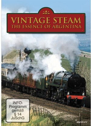 Vintage Steam - The essence of Argentina