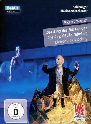 Salzburger Marionettentheater - Der Ring des Nibelungen (Bel Air Classiques)