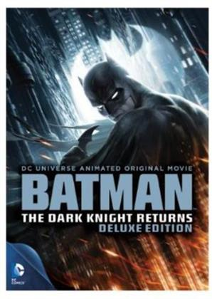 Batman - The Dark Knight Returns Vol. 1 + 2 (Deluxe Edition, 2 DVD)