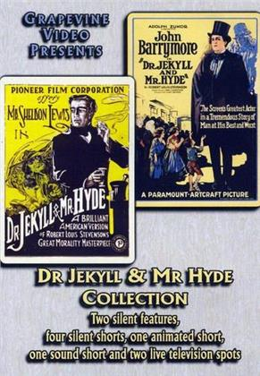 Dr. Jekyll & Mr. Hyde Collection (3 DVDs)