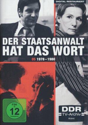 Der Staatsanwalt hat das Wort - Box 5 (s/w, 4 DVDs)