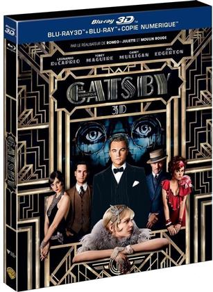 Gatsby le magnifique (2013) (Blu-ray 3D + Blu-ray)