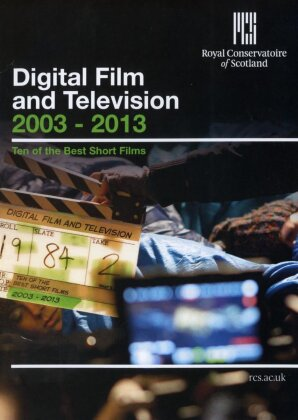 Digital Film and Television 2003-2013 - 10 Of The Best Short Films (2 DVDs)