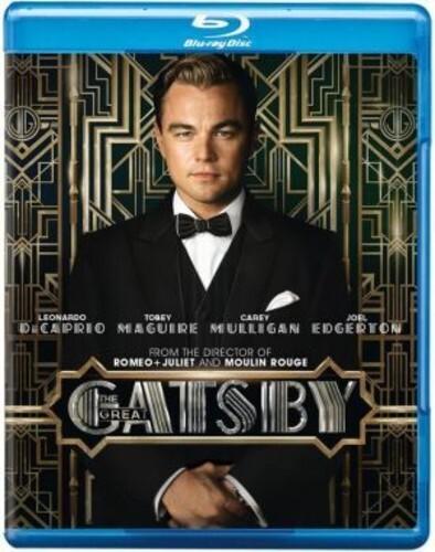 The Great Gatsby (2013) (Blu-ray + DVD)