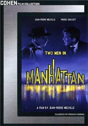 Two Men in Manhattan - Deux hommes dans Manhattan (1959)