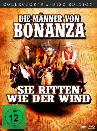 Die Männer von Bonanza - Sie ritten wie der Wind (Collector's Edition, 2 Blu-rays)