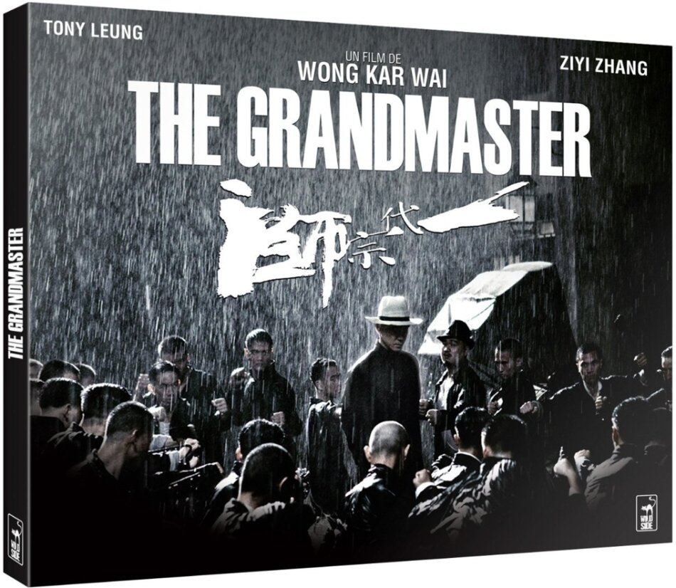 The Grandmaster (2013) (Steelbook, Ultimate Edition, Blu-ray + DVD + Buch)