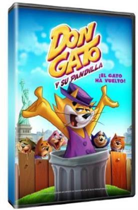 Don gato y su pandilla - Top Cat (2011)