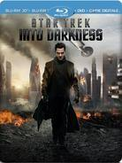 Star Trek 12 - Into Darkness (2013) (Limited Edition, Steelbook, Blu-ray 3D + Blu-ray + DVD)