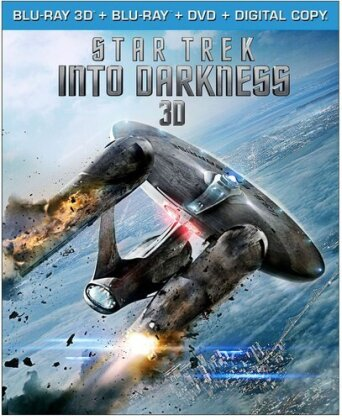 Star Trek 12 - Into Darkness (2013) (Blu-ray 3D (+2D) + Blu-ray + DVD)