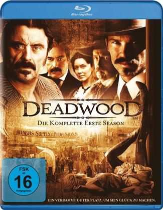 Deadwood - Staffel 1