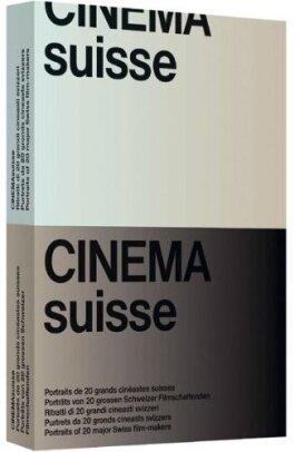 Cinema Suisse - Coffret (3 DVDs)