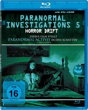 Paranormal Investigations 5 - Horror Drift