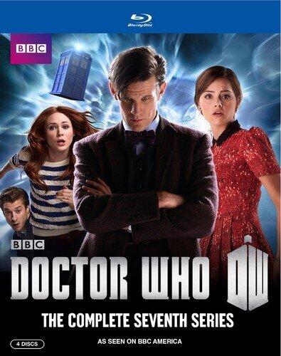 Doctor Who - Series 7 (4 Blu-rays)
