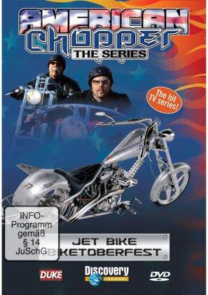 American Chopper - The series - Jet Bike, Biketoberfest