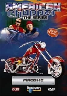 American Chopper - Second Season - Fire Bike
