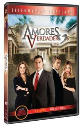 Amores Verdaderos (4 DVDs)